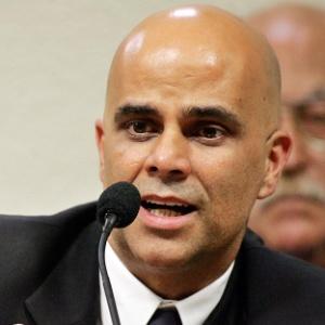 Marcos Valério, considerado o operador do esquema, foi condenado a 40 anos de prisão - Lula Marques/Folhapress