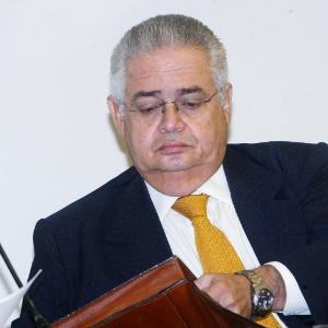Pedro Corrêa, deputado cassado (PP-PE), é um dos réus do mensalão - 01.fev.2006 - Alan Marques/Folhapress