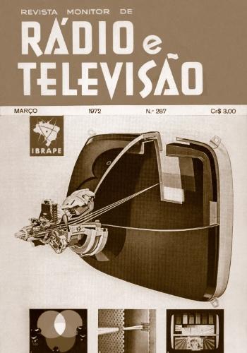 Revista Rádio e Televisão, de 1972