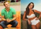 Separada, Renata Dominguez nega ter ficado com ex-BBB Wesley