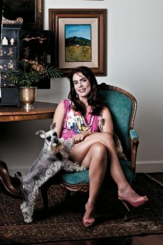 """Heloisa Faissol em ensaio para a revista """"Alfa"""" de abril (17/4/2012)"""