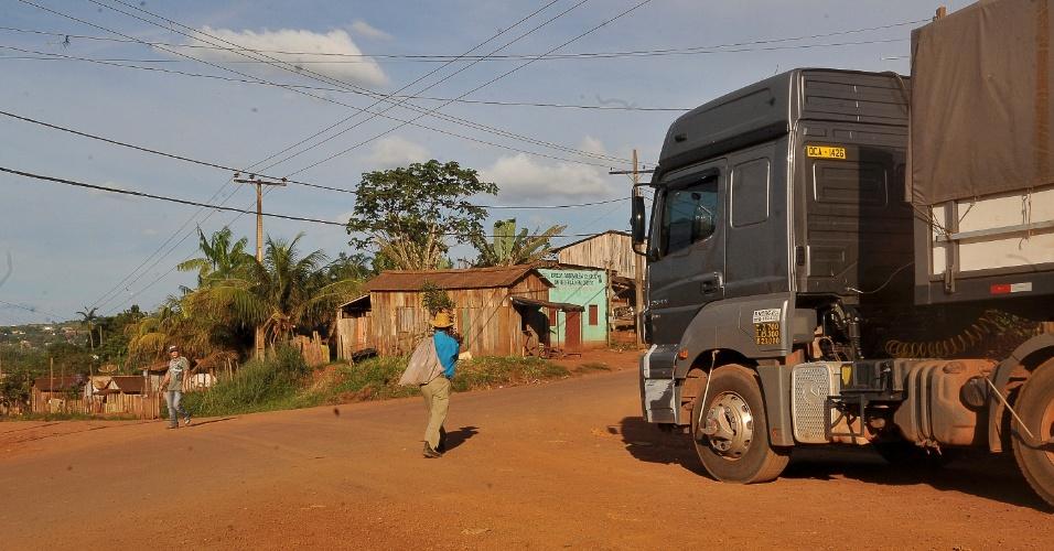 O Comitê Gestor do Plano de Desenvolvimento Regional Sustentável do Xingu pretende mudar o traçado da Rodovia Transamazônica (BR-230), no trecho que corta a cidade de Altamira, para evitar o aumento de acidentes
