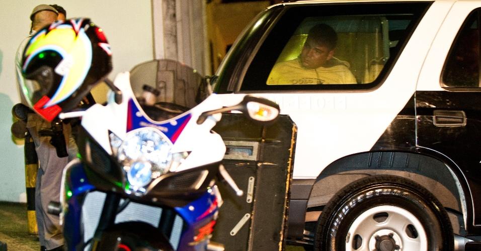 Suspeito de roubar motos importadas é preso no bairro Consolação, na região central de São Paulo