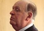 Sai a primeira imagem de Anthony Hopkins como Alfred Hitchcok; veja - Reprodução
