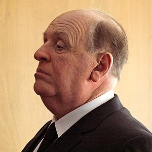 """Anthony Hopkins como Alfred Hitchcok no filme """"Alfred Hitchcock and the Making of Psycho"""" (18/4/12)"""