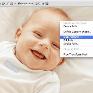 Bebê voador - dicas de Photoshop - Alterações sobre imagens ThinkStock
