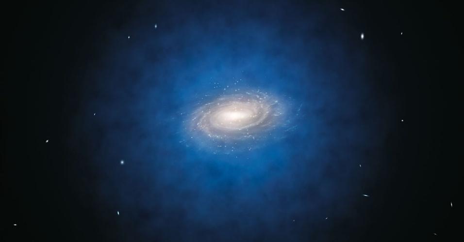 Estudo das estrelas aumenta mistério sobre matéria escura