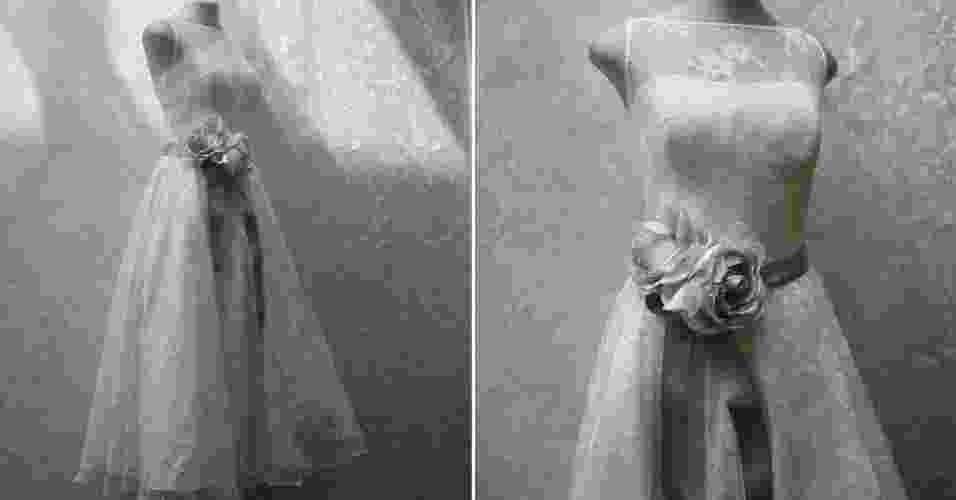 Vestido Audrey - Ateliê A Modista - A Modista/Divulgação