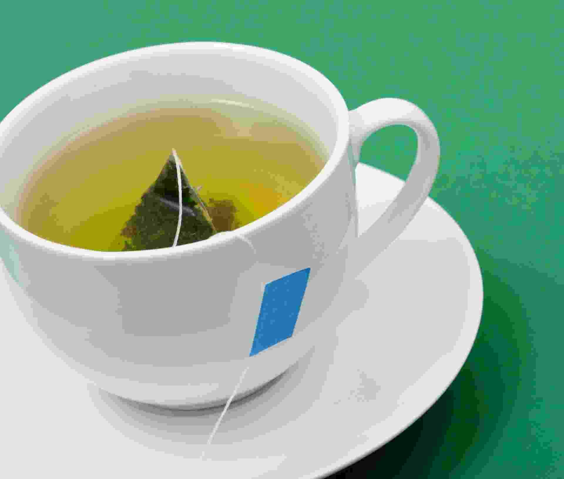 chá verde - Thinkstock