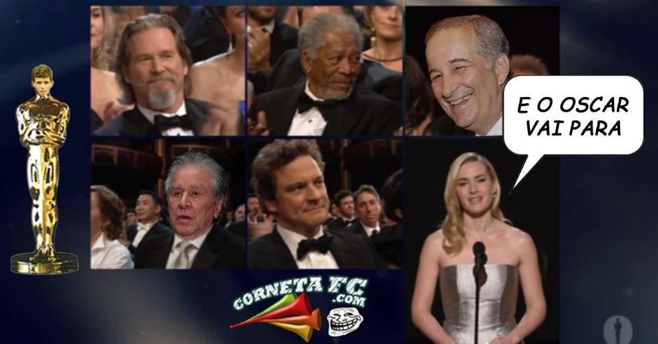 Corneta FC: E o Oscar vai para...