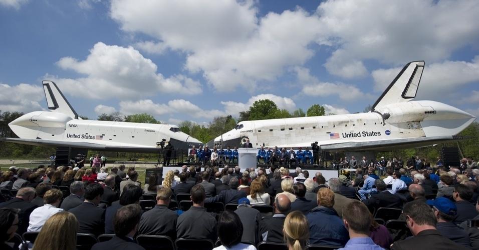 Discovery e o protótipo Enterprise
