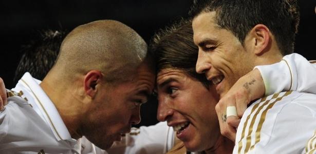 Real Madrid fechou o meio-campo, acelerou o contragolpe e venceu por 2 a 1