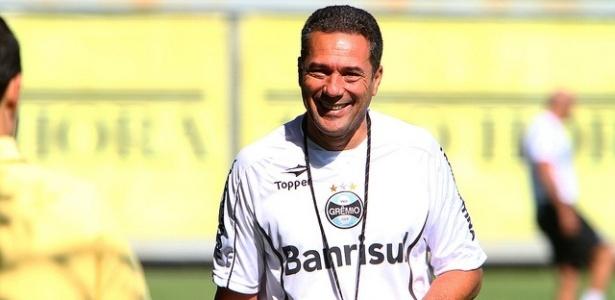 Luxemburgo é um dos fatores que levam jogadores buscarem o Grêmio para trabalhar