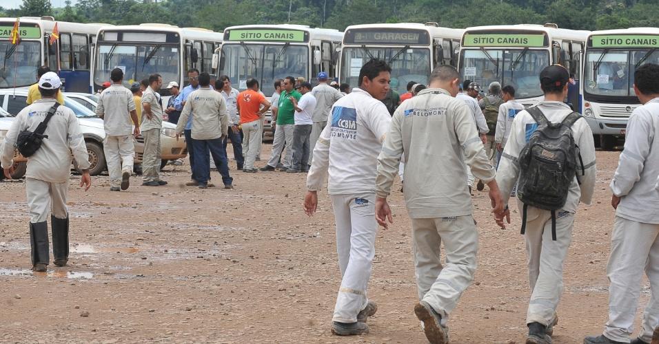 Falta de transporte é um dos problemas de Belo Monte