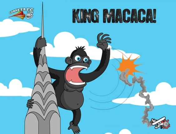 Corneta FC: King Macaca