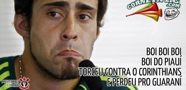 Corneta FC: Quero ver o Palmeiras dormir com essa!