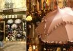 Loja centenária em Paris reúne de guarda-chuvas feitos à mão a modelos de estilistas - Regiane Teixeira/UOL
