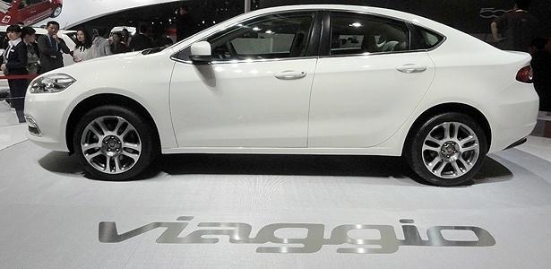 Provavelmente o melhor produto que a Fiat pode fazer, sedã Viaggio tem missão arriscada - Eugênio Augusto Brito/UOL