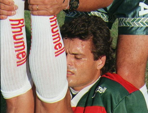 Paulinho Mclaren, ex-jogador da Portuguesa