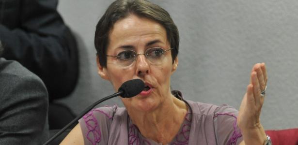 Ana de Hollanda, atual ministra da Cultura (24/4/2012)