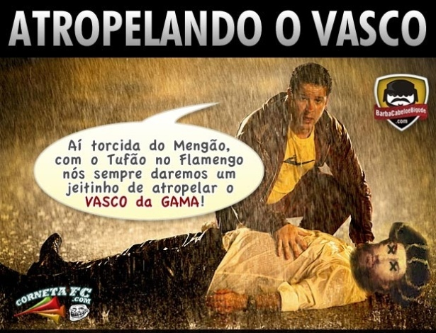 Corneta FC: Segredo para o Flamengo atropelar o Vasco