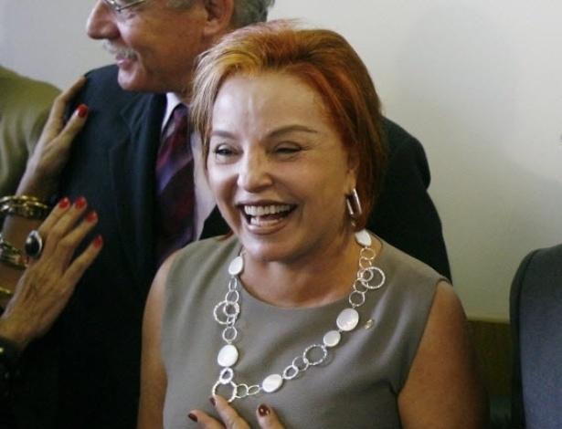Iris de Araújo (GO) está em seu segundo mandato como deputada federal. É casada com o ex-governador de Goiás e ex-prefeito de Goiânia Iris Rezende.  Ela é integrante da CPI