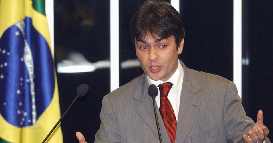 O ex-governador da Paraíba Cássio Cunha Lima (PSDB-PB) exerce primeiro mandato como senador e é integrante da CPI