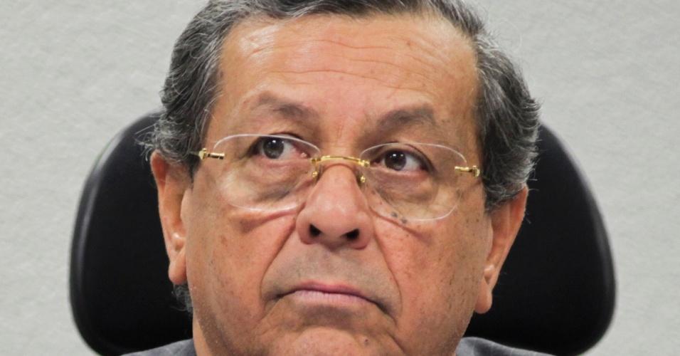 O ex-governador Jayme Campos (DEM-MT) está em seu primeiro mandato como senador e é integrante da CPI