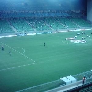 Estádio Independência é inaugurado com festa nesta quarta-feira
