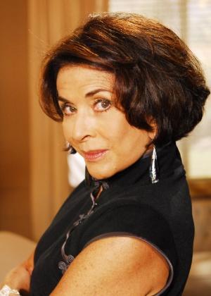 """Betty Faria em cena de """"Duas Caras"""" (2007)"""