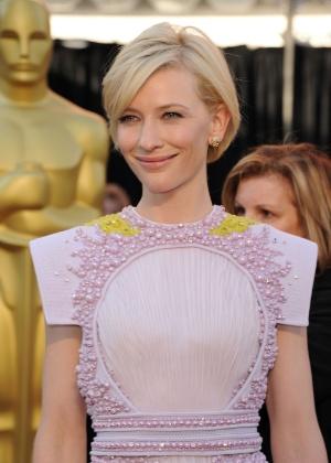 """Cate Blanchett estrelará o filme adaptação do livro """"Carol"""" (18/5/12)"""