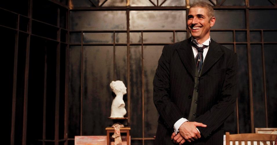 Reynaldo Gianecchini apresenta a peça