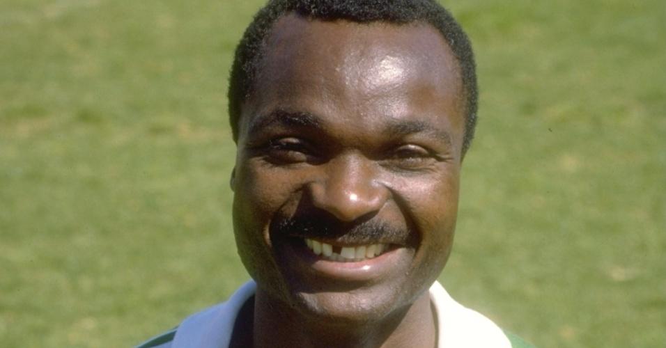 Roger Mila, lendário jogador do futebol camaronês