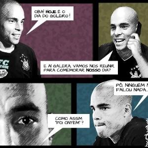 Coneta FC: Esqueceram de mim