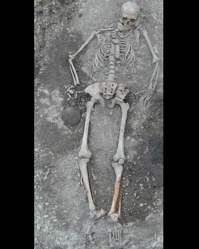DNA revela miscigenação entre agricultores e caçadores da Idade da Pedra