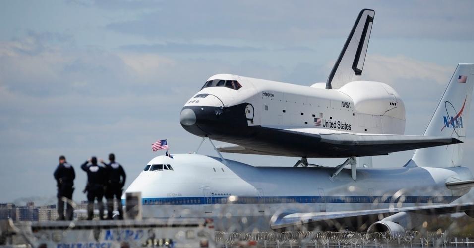 Enterprise último voo