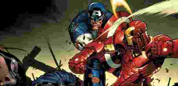 Promoção da Marvel Comics vai disponibilizar 700 cópias do primeiro número de seus gibis - Reprodução/Marvel