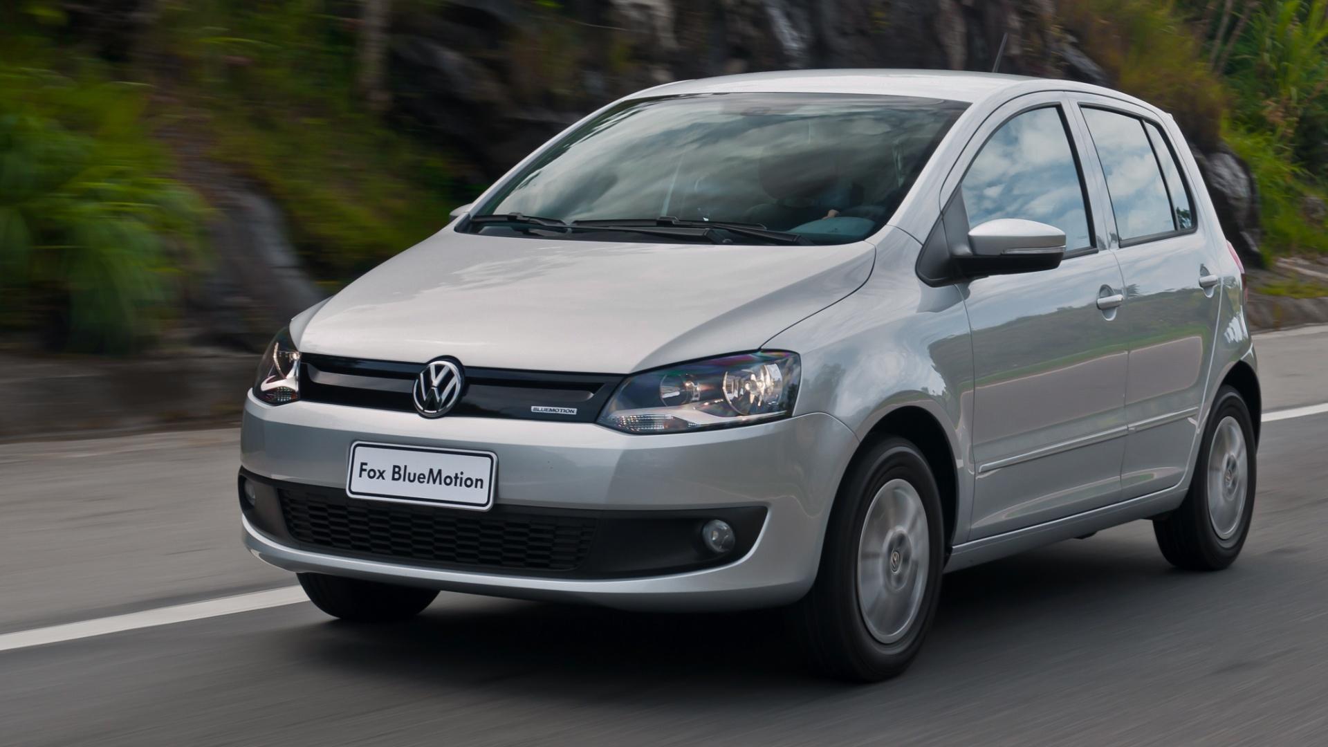 Volkswagen Fox BlueMotion faz 21,3 km l em condições favoráveis -  27 04 2012 - UOL Carros 45e975a5d8