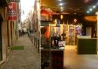 Em Lisboa, rede de lojas de