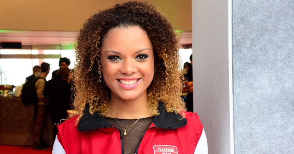 Camarotes da Fórmula Indy no Anhembi contaram com belas mulheres