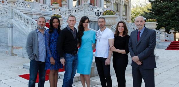 """Elenco de """"007 Operação Skyfall"""" começa a filmar na Turquia (28/4/12)"""