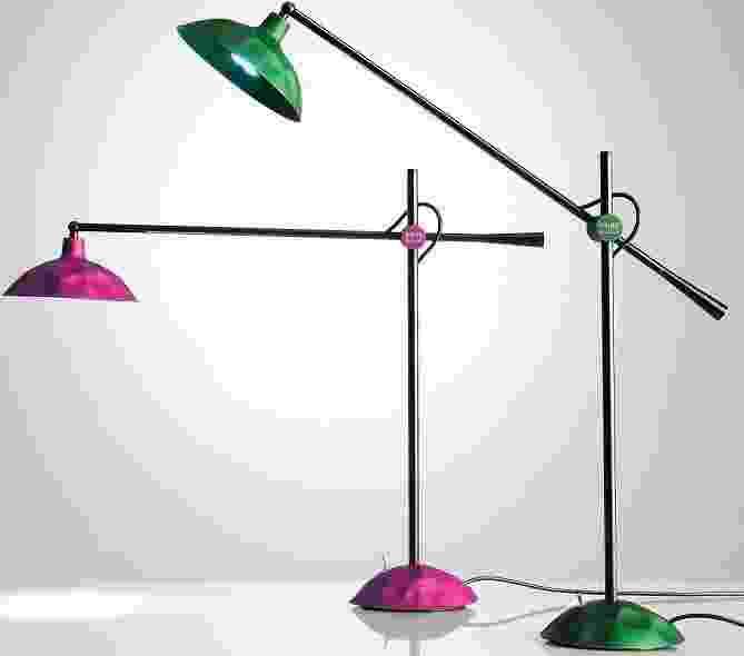 Luminária de Mesa Batucada, da VR Lux, com design de Brunno Jahara: 1º lugar na categoria Residenciais de Mesa - Divulgação