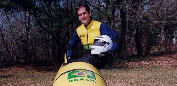 Ex-atleta de bobsled, Eric Maleson é o atual presidente da CBDG