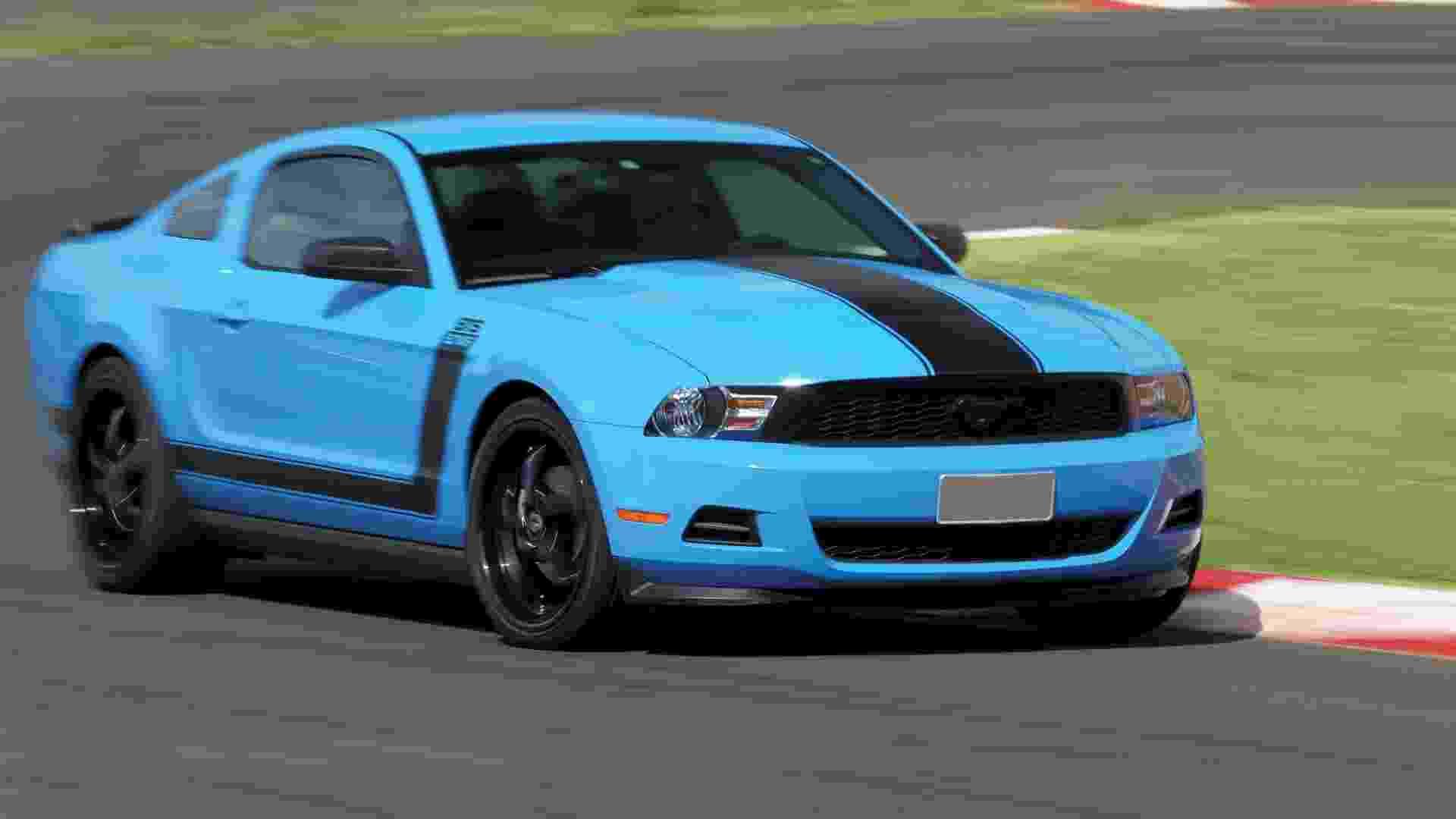 Ford Mustang V6 Fullpower - João Mantovani/Fullpower