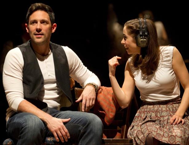 """""""Once"""", em Nova York, é indicado ao Tony Awards de melhor musical (12/3/12) - AP"""