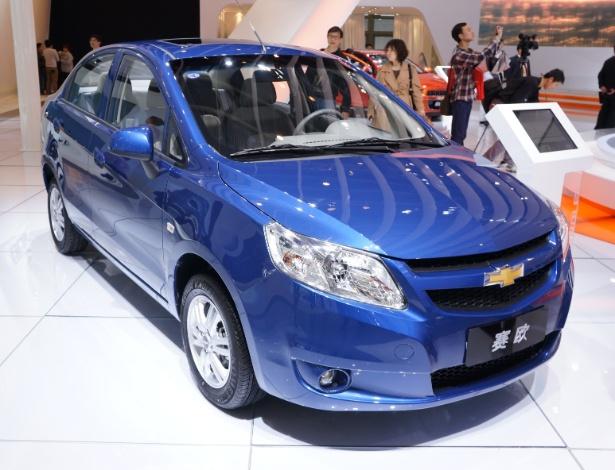 Nada de Classic: GM de entrada para a China tem conforto de cobalt e até teto solar - Eugênio Augusto Brito/UOL