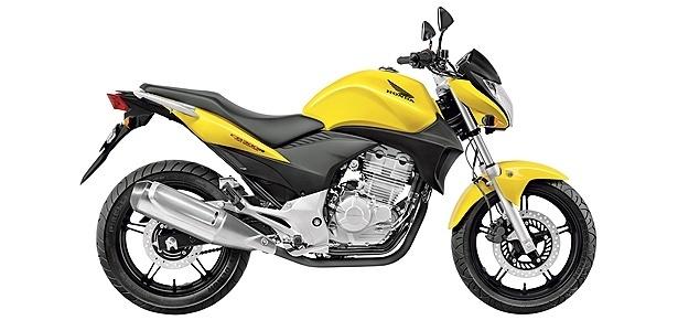 Honda CB 300R 2012: cilindro-mestre do freio dianteiro precisa ser verificado - Divulgação