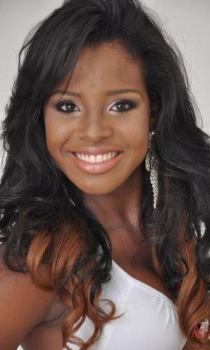 Jessica Brito, 19, de Rondonópolis, candidata do Miss Mundo Mato Grosso 2013
