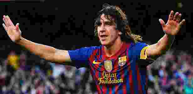 Puyol - David Ramos/Getty Images - David Ramos/Getty Images