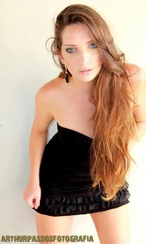 Samara Zimerman, 18, de Sapezal, candidata do Miss Mundo Mato Grosso 2013
